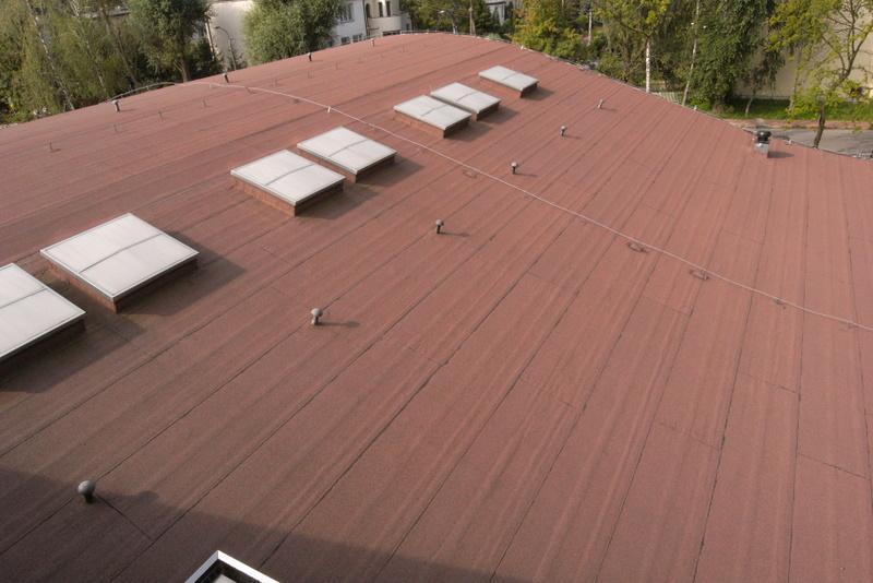 Pokrycie dachu - Hala Nadarzyn